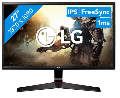 LG 27MP59G Main Image