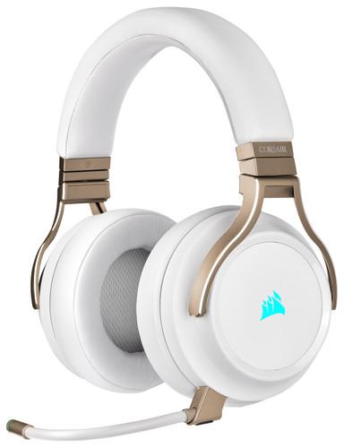 Kabelloses Gaming-Headset Corsair Virtuoso RGB Pearl Main Image