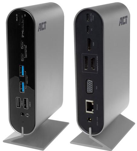 ACT USB-C 4K Multiport-Dock Main Image