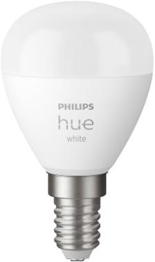Philips Hue Kugellampe Weiß E14 Bluetooth 1er-Pack Main Image