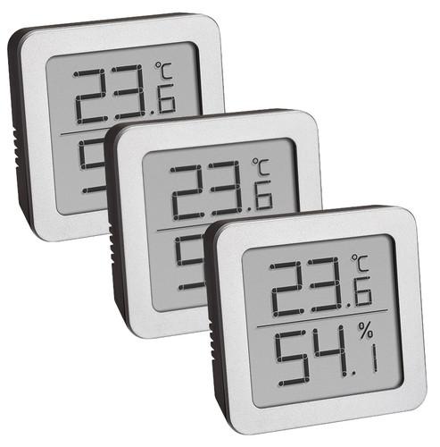 TFA Thermo-Hygrometer 3er Pack Main Image