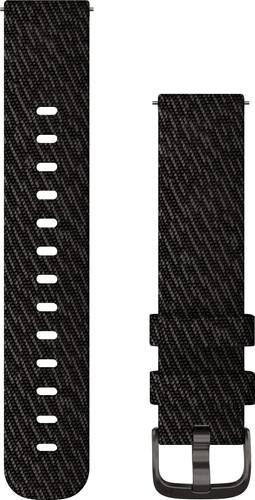 Garmin Nylonarmband Schwarz 20 mm Main Image