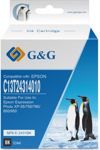 G & G 24XL Patrone Schwarz Main Image