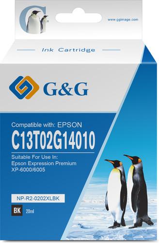 G & G 202XL Patronen Schwarz Main Image