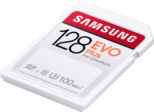 Samsung SD card Evo Plus 128 GB Main Image