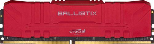 Crucial Ballistix 16 GB 3.200 MHz DDR4-DIMM CL16 White (1 x 16 GB) Main Image