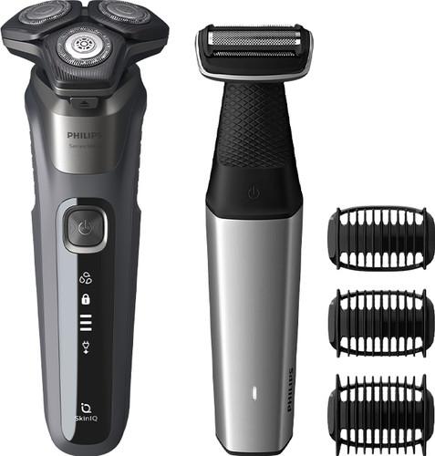 Philips S5587 + Philips BG5020 Bodygroomer Main Image