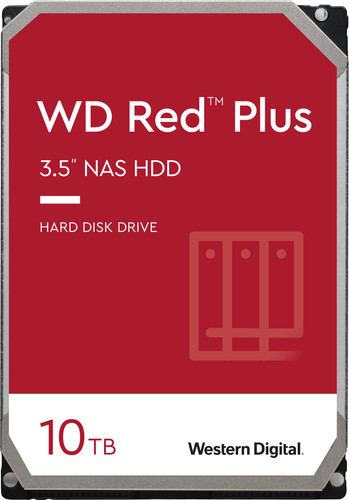 WD Red Plus WD101EFBX 10 TB Main Image