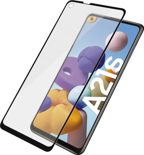 PanzerGlass Fall freundlich Samsung Galaxy A21s Displayschutzglas Main Image