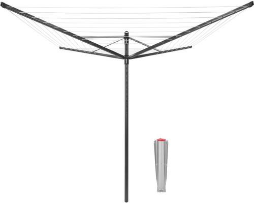Brabantia Lift-o-Matic Wäschespinne 50 Meter + Anker Main Image