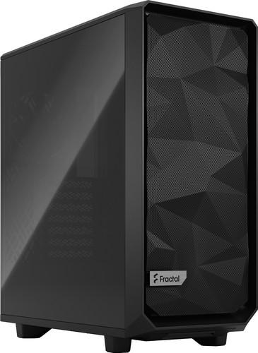 Fractal Design Meshify 2 Compact Black TG Dark Tint Main Image