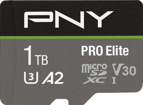 PNY MicroSDHC Pro Elite 1 TB 100 MB/s Main Image