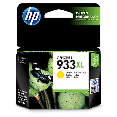 HP 933XL Patrone Gelb Main Image