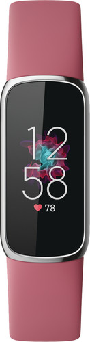 Fitbit Luxe Rosa/Silber Main Image