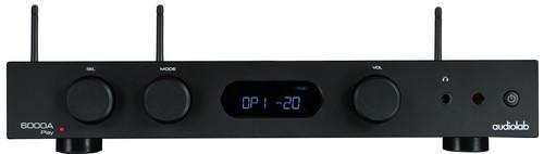 Verstärker Audiolab 6000A Play + Streamer Schwarz Main Image