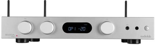 Verstärker Audiolab 6000A Play + Streamer Silber Main Image