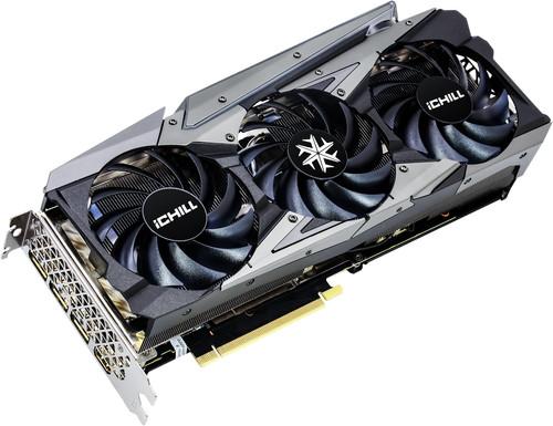 INNO3D GeForce RTX 3070 iCHILL X3 Main Image