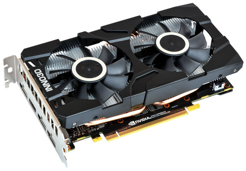 INNO3D GeForce GTX 1660 Ti TWIN X2 Main Image