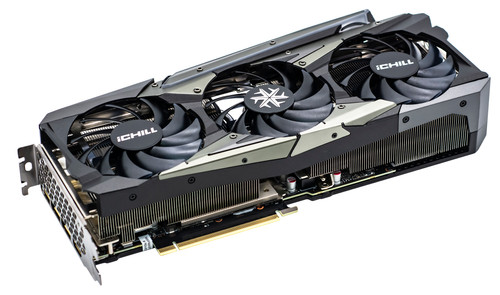 INNO3D GeForce RTX 3070 iCHILL X4 Main Image