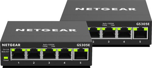 Netgear GS305E-100PES Duopack Main Image