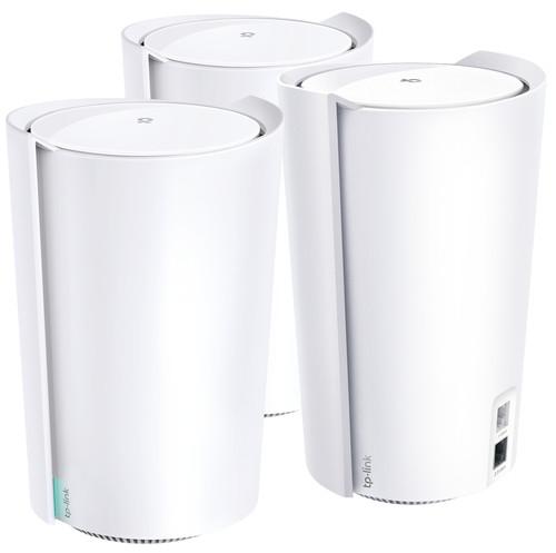 TP-Link Deco X90 Multiroom Wi-Fi 6 (3er-Pack) Main Image