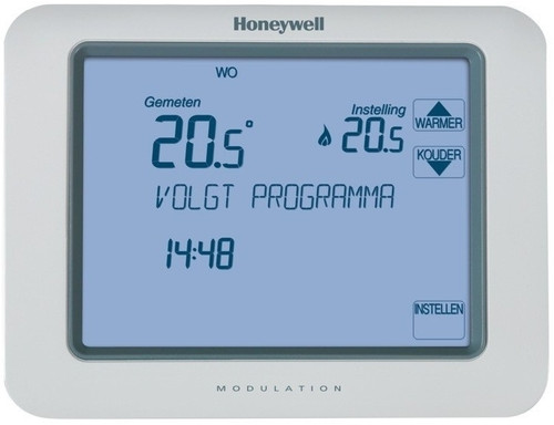 Honeywell Chronotherm Touch Modulation Main Image