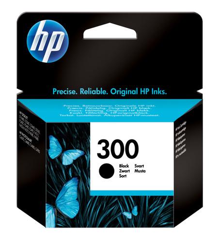 HP 300 Patrone Schwarz Main Image