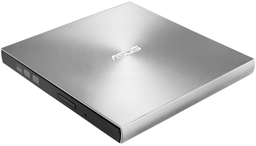 Asus SDRW-08U7M-U Externer CD / DVD-Player und Brenner Silber Main Image
