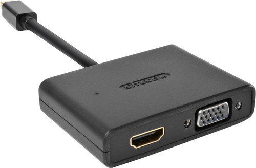 Sitecom CN-347 Mini DisplayPort auf HDMI und VGA Main Image