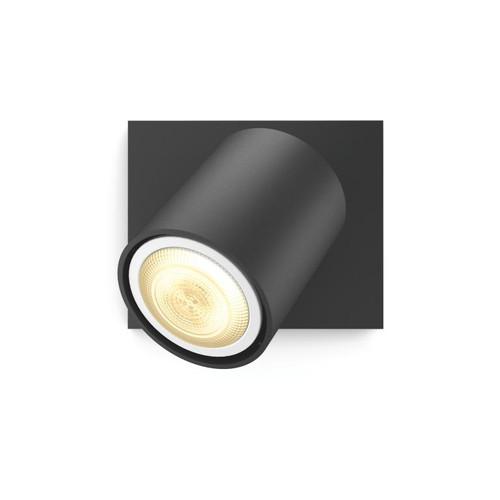 Philips Hue Runner oberflächenmontierter Spot White Ambiance 1er-Spot Schwarz Bluetooth Main Image