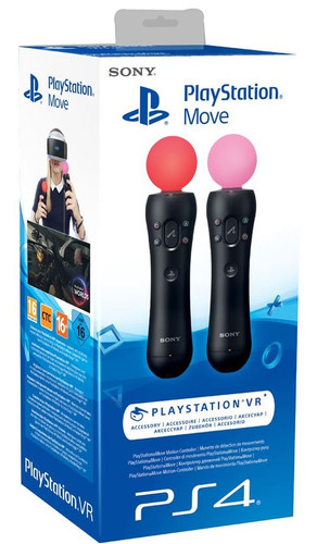 Sony PlayStation Move Controller Set PS4 Main Image