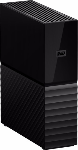 WD My Book 8 TB Main Image