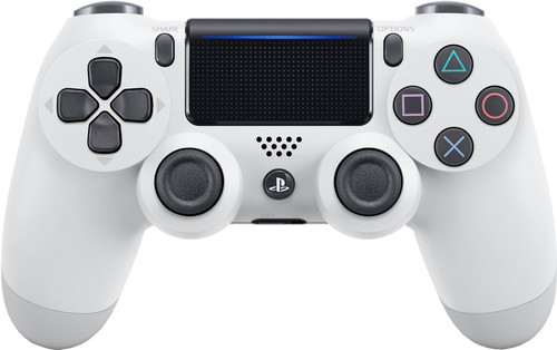 Sony DualShock 4 Controller PS4 V2, Weiß Main Image