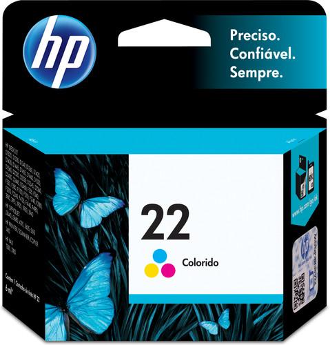 HP 22 Cartridges Combo Pack Main Image