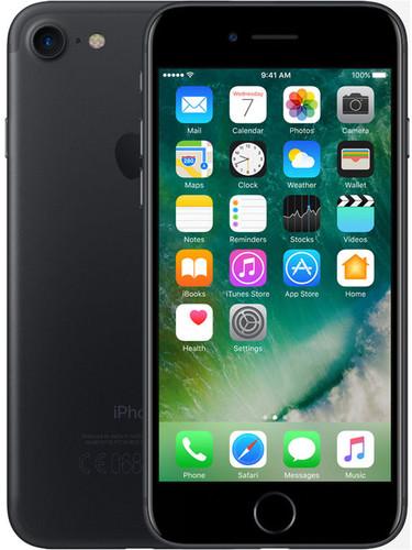 Apple iPhone 7 32 GB Schwarz Main Image