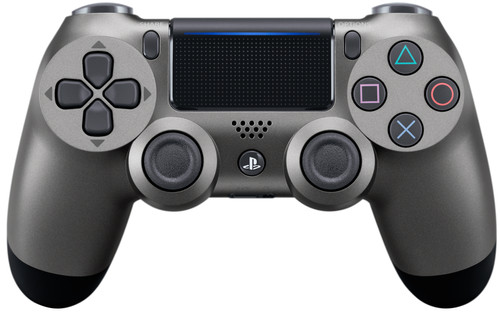 Sony DualShock 4 Controller PS4 V2 Steel Black Main Image