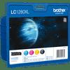 Brother LC-1280XL Patronen Kombipack