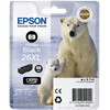 Epson 26 XL Cartridge Photo Schwarz