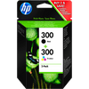 HP 300 Cartridges Combo Pack