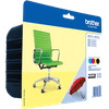 Brother LC-229XL / LC-225XL Patronen Kombipack