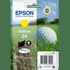 Epson 34 Patrone Gelb