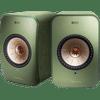 KEF LSX Wireless Stereo System Grün