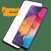 PanzerGlass Fall freundlich Samsung Galaxy A50 Displayschutzglas