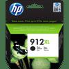 HP 912XL Patrone Schwarz