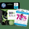 HP 301XL Patronenfarbe
