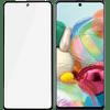 PanzerGlass Fall freundlich Samsung Galaxy A71 Displayschutzfolie Schwarzes Glas