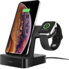 Belkin PowerHouse Dockingstation iPhone + Apple Watch Schwarz