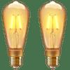 Innr Filament Edison Lampe RF 264 Duo-Pack