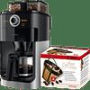 Philips Grind & Brew HD7769/00 + Scanpart Dauerfilter