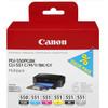 Canon PGI-550 / CLI-551 Patronen Kombipack